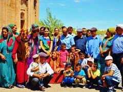 03.中央アジア+モンゴル、中国の一人旅 -3.トルクメニスタン日帰り旅行