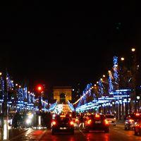 念願のパリ旅行2013年冬