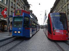 スイス・ドライヴの旅No.2:世界遺産のベルン旧市街~ラ・ショー・ド・フォン時計製造都市