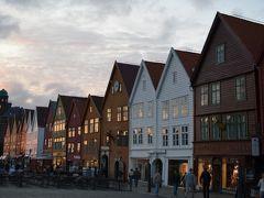 Bergen (2014年夏の旅行記)