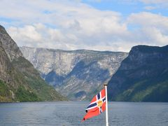 Sognefjord (2014年夏の旅行記)