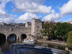 ヨーロッパの絶景を求めて一人旅☆イギリス・ロンドンからバースへレイルパスで日帰り旅行~サニー・ランズ ハウスのバンを食べに大好きな街へ~