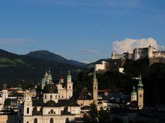 夏のオーストリア&南ドイツその01~ザルツブルク/モーツァルトとサウンドオブミュージック