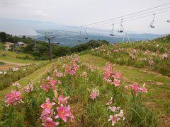 再訪!『箱館山ゆり園』は真夏でも涼しいよっ♪◆2014年盛夏・4人でプチオフ会≪後編≫