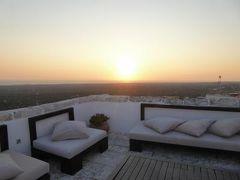 真夏の優雅な南イタリア旅行 Napoli×Puglia♪ Vol121(第9日目朝) ☆オストゥーニ(Ostuni):「La Sommita Relais」の美しい朝の風景♪
