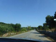 真夏の優雅な南イタリア旅行 Napoli×Puglia♪ Vol124(第9日目午前) ☆オストゥーニ(Ostuni)から専用車ベンツでチステルニーノ(Cisternino)へGO!