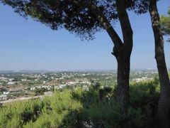 真夏の優雅な南イタリア旅行 Napoli×Puglia♪ Vol125(第9日目午前) ☆チステルニーノ(Cisternino):展望台からValle d'Itriaを眺めて♪