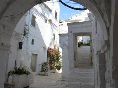 真夏の優雅な南イタリア旅行 Napoli×Puglia♪ Vol127(第9日目午前) ☆チステルニーノ(Cisternino):美しい旧市街を優雅に歩く♪