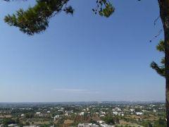 真夏の優雅な南イタリア旅行 Napoli×Puglia♪ Vol129(第9日目午前) ☆チステルニーノ(Cisternino):美しい公園からValle d'Itriaを眺めて♪