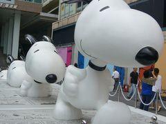 真夏の香港に行ってきました