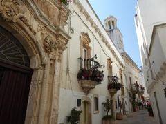 真夏の優雅な南イタリア旅行 Napoli×Puglia♪ Vol131(第9日目午前) ☆ロコロトンド(Locorotondo):美しい旧市街を優雅に歩く♪
