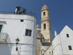 真夏の優雅な南イタリア旅行 Napoli×Puglia♪ Vol133(第日目午前) ☆ロコロトンド(Locorotondo):美しい白い旧市街を優雅に歩く♪