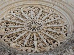 真夏の優雅な南イタリア旅行 Napoli×Puglia♪ Vol134(第9日目午前) ☆ロコロトンド(Locorotondo):バラ窓の美しいChiesa Madonna della Greca♪