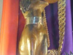 真夏の優雅な南イタリア旅行 Napoli×Puglia♪ Vol135(第9日目午前) ☆ロコロトンド(Locorotondo):黄金のワンちゃんに会えるChiesa di San Rocco♪