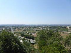 真夏の優雅な南イタリア旅行 Napoli×Puglia♪ Vol136(第9日目午前) ☆ロコロトンド(Locorotondo):展望台から素晴らしいパノラマ♪