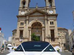 真夏の優雅な南イタリア旅行 Napoli×Puglia♪ Vol138(第9日目午前) ☆:アルベロベッロ(Alberobello):Santuario dei Ss.Medici Cosma e Damianoを鑑賞♪しかも結婚式の真っ最中♪