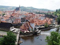 繁栄と荒廃と復活の町、チェスキー・クルムロフ・2014中欧旅行記4