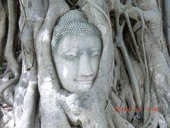 第35回海外旅/台湾~インドネシア~タイ・その9.世界遺産アユタヤを散策。