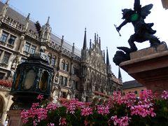 ちょっとだけミュンヘン観光。教会を回ってみました。