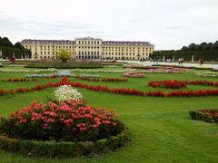 ウィーン1日観光。定番の観光地に行ってみます。