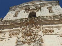 真夏の優雅な南イタリア旅行 Napoli×Puglia♪ Vol150(第9日目午後) ☆マルティーナ・フランカ(Martina Franca):バロック様式の美しい教会「Basilica di San Martino」を鑑賞♪