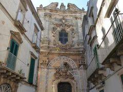 真夏の優雅な南イタリア旅行 Napoli×Puglia♪ Vol152(第9日目午後) ☆マルティーナ・フランカ(Martina Franca):バロックの「Chiesa di SanDomenico」と旧市街の街並みを眺めて♪