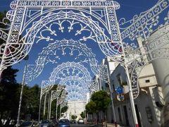 真夏の優雅な南イタリア旅行 Napoli×Puglia♪ Vol153(第9日目午後) ☆マルティーナ・フランカ(Martina Franca):Chiesa del Carmineを鑑賞♪旧市街をゆったりと歩いて♪