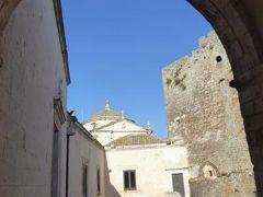 真夏の優雅な南イタリア旅行 Napoli×Puglia♪ Vol156(第9日目午後) ☆チェーリエ・メッサーピカ(Ceglie Messapica):Chiesa MatriceとCastello Ducaleを鑑賞♪