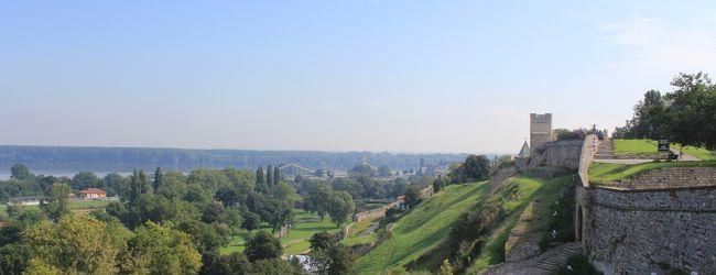 2014年夏のヨーロッパ旅行 セルビアの首...