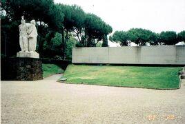1944年3月23日~24日 ナチスの殺害と報復の大虐殺(砂布巾のLW 第6章16)+2千年の時空を超えたローマの街並み