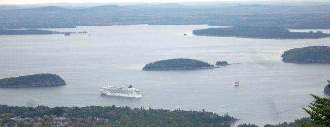 2012年9月カナダ&ニューイングランドクル...