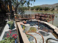 2014年GWアメリカグランドサークルとニューメキシコ砂漠の温泉。。。その5「ニューメキシコ州 リバーベンド温泉」
