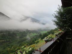 2014 スイスの田舎町『小さな奇跡』にであう旅 ⑤  スルセルヴァ谷・ディセンティスの修道院と住人20人の小さな村