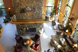 海と山、テントなしでお手軽キャンプ、2000km(オレゴン州&ワシントン州)10、Bonneville Hot Springs Resort