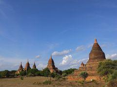2014年8月7日~21日 ミャンマー・バンコク観光 7 バガン観光編 8月11日 ②