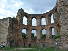 ドイツ旅(3)トーリル(トリア−)、歴史の街