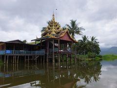 2014年8月7日~21日 ミャンマー・バンコク観光 11 インレー湖編 8月13日 ①