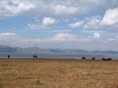 ユーラシア大陸横断【陸路】22日目 キルギス ソン・クル湖