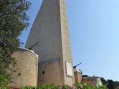 真夏の優雅な南イタリア旅行 Napoli×Puglia♪ Vol164(第10日目午前) ☆ブリンディシ(Brindisi):凛と立つ記念碑「Monumento al Marinaio」♪