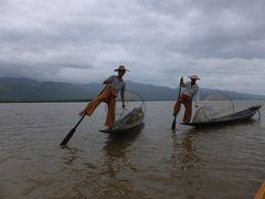 2014年8月7日~21日 ミャンマー・バンコク観光 14 インレー湖編 8月14日 ①