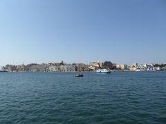 真夏の優雅な南イタリア旅行 Napoli×Puglia♪ Vol165(第10日目午前) ☆ブリンディシ(Brindisi):「Monumento al Marinaio」から船で旧市街へ♪