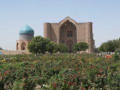 ユーラシア大陸横断【陸路】28日目 カザフスタン トルキスタン