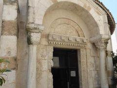 真夏の優雅な南イタリア旅行 Napoli×Puglia♪ Vol171(第10日目午前) ☆ブリンディシ(Brindisi):円形の古い教会「San Giovanni al Sepolcro」を鑑賞♪