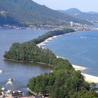日本の風景美が凝縮された地に立てば−−−(天の橋立)