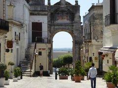 真夏の優雅な南イタリア旅行 Napoli×Puglia♪ Vol175(第10日目昼) ☆オーリア(Oria):真昼の旧市街を散策♪