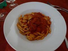 真夏の優雅な南イタリア旅行 Napoli×Puglia♪ Vol176(第10日目昼) ☆オーリア(Oria):オーリアの絶品郷土料理を頂けるトラットリア「Intra Moenia」でランチ♪