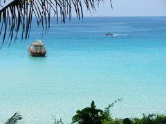ペルヘンティアン(Perhentian)島 青い海と南国の島