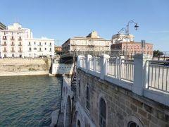真夏の優雅な南イタリア旅行 Napoli×Puglia♪ Vol184(第10日目午後) ☆ターラント(Taranto):旧市街のPalazzo Galeotaを見学♪