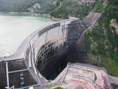 富山:15種類の乗り物を活用して黒部ダムへ