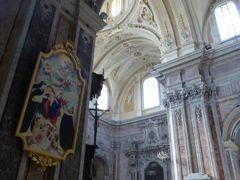 真夏の優雅な南イタリア旅行 Napoli×Puglia♪ Vol187(第10日目夕) ☆フランカヴィッラ・フォンターナ(Francavilla Fontana):バロック様式の美しい教会Basilica Maria S.S.del Rosarioを鑑賞♪